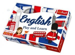 GRA TREFL ENGLISH PLAY AND LEARN NAUKA ANGIELSKIEGO