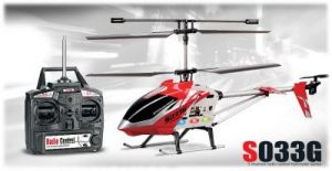 Helikopter SYMA S033G Gyro 3CH